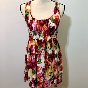 Chesley Floral Tank Dress